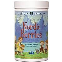 (跨境自营)(包税) Nordic Naturals 美国 挪帝克 儿童浆果软糖200粒 【有效期2019年5】
