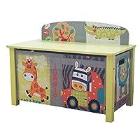 Liberty House Toys TF4820 Kid Safari 大玩具盒
