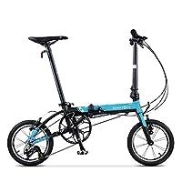 DAHON大行 14寸3速小轮都市通勤版K3男女单车 KAA433