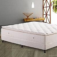 KingKoil 金可儿床架 双人席梦思床架1.5M/1.8M定制床架 肯尼 1800mm*2000mm 订制款床架为您订制床垫面料颜色一致