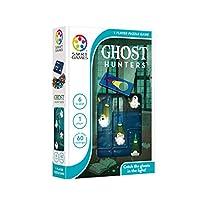 SMRT Games GHOST HUNTERS 拼图玩具 15厘米x15厘米 SG433JP