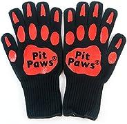 Charcoal Companionpaws Pit Paws 烧烤用手套一双 粉色