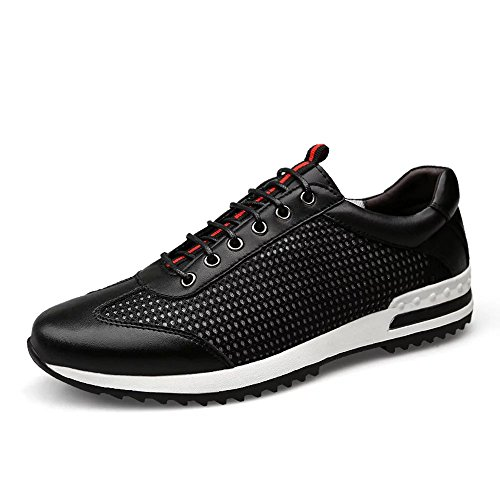 Virility 温尔仕 2017夏季新款男士户外休闲运动鞋 舒适透气低帮大码男鞋 耐磨潮流板鞋 LH705-V