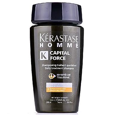 KERASTASE 卡诗男士系列纤细发质洗发水250ml(进)(特卖)
