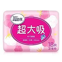 Kotex 高洁丝经典系列纤巧棉柔卫生巾日用240mm 18片