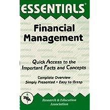 Financial Management Essentials (Essentials Study Guides) (English Edition)