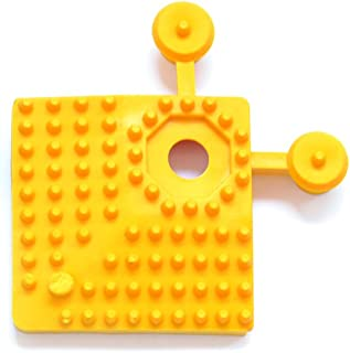 Miltex 15023 Corner 适用于瑜伽网格,6 x 6 厘米,黄色