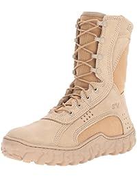 Rocky 男式 20.32 cm S2v Fq0000105 工作靴