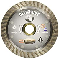 钻石产品 Core cut 21124 4英寸乘以0.080来自7 / 8英寸 DELUX cut Turbo BLADE