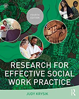 """Research for Effective Social Work Practice (New Directions in Social Work) (English Edition)"",作者:[Krysik, Judy L.]"