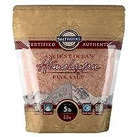 古海洋喜马拉雅粉色盐 2 S 码 5 lb Bag
