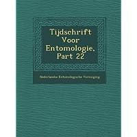 Tijdschrift Voor Entomologie, Part 22