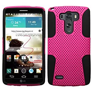 MyBat Asmyna Astronaut Phone Protector Cover for LG G3 - Retail Packaging - Black