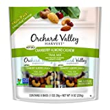 orchard valley cashew trail mix-cranberry almond-8 oz