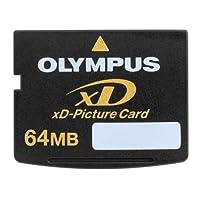 奥林巴斯 64 MB xD 画卡