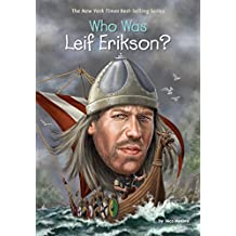 Who Was Leif Erikson? (Who Was?) (English Edition)