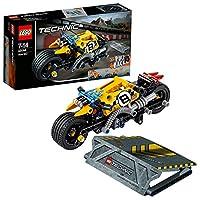 LEGO 乐高  拼插类 玩具  Technic 机械组系列 特技摩托 42058 7-14岁