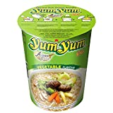 Yum Yum Vegetable Cup Instant Noodles, 70 g, Pack of 12