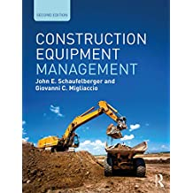 Construction Equipment Management (English Edition)