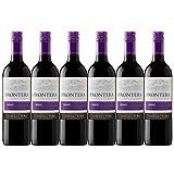 Frontera 缘峰梅洛红葡萄酒750ml*6(智利进口葡萄酒)