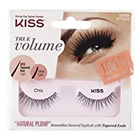 Kiss 產品 TRUE 卷 lash (1 Pack)