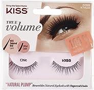 Kiss 产品 TRUE 卷 lash (1 Pack)