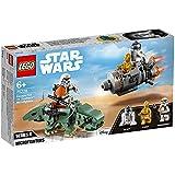 LEGO 乐高 拼插类玩具 Star Wars TM 巨蜥侦察兵和机器人逃生舱 75228 6+岁 积木玩具(3月新品)