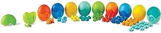 Learning Resources 计数组件 恐龙-分类 数学活动套装