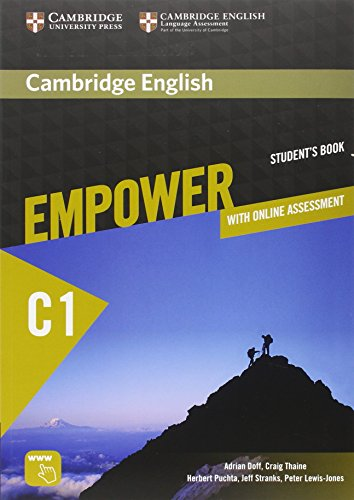 Cambridge English Empower Advanced Student's Book with Online Assessment and Practice