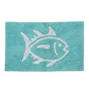 Southern Tide 家用浴室地毯 水* Bath Rug 079465050400