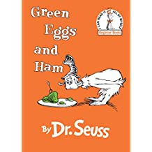 Green Eggs and Ham (Beginner Books(R)) (English Edition)