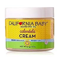 (跨境自营)(包税) California Baby 加州宝宝 金盏花面霜 2oz/57g