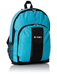 Everest 中性 双肩包 带正面和侧边口袋 BP2072