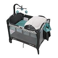 Graco Pack 'N Play 游戏床带便携睡床和换衣台 Affinia