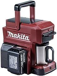 makita/Makita 牧田咖啡充电式咖啡壶 10.8V/14.4V/18V CM501DZ オーセンティックレッド 243×145×218mm CM501DZAR