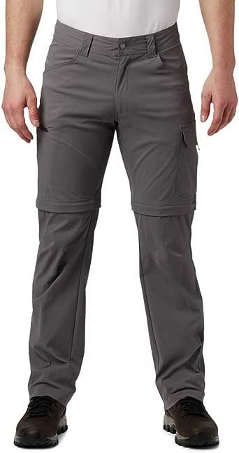 Columbia 男士 Silver Ridge 弹力可转换长裤,透气,UPF 50 *