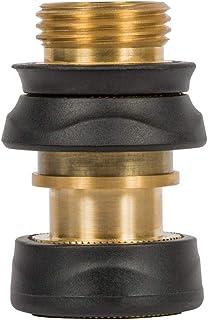 Gilmour 871504-1001 重型快速连接套装,金色/黑色