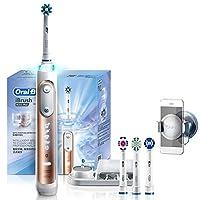 Oral-B 欧乐B iBrush 8000 电动牙刷 玫瑰金