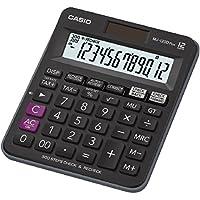 CASIO MJ-120D Plus 台式计算器紧凑,带检查和更正功能