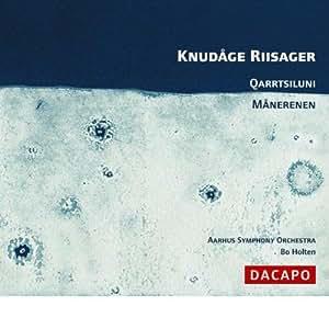 进口CD:里伊萨格:Qarrtsiluni 月亮驯鹿记 Riisager:Qarrtsiluni Manerenen(Ballet Music)(CD)8.226022