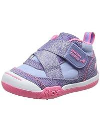 Skechers 斯凯奇 SKECHERS GIRLS系列 女童 魔术贴运动鞋 82161N-PWPK