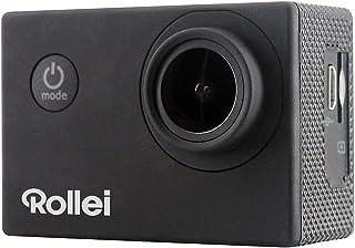 Rollei Actioncam WiFi运动相机,4K视频分辨率,防水动作摄像机,带许多配件。40325 4s +