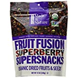 Made In Nature Superberry Fruit Fusion, 12 oz - Organic Fruit and Nut Trail Mix