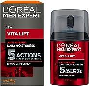 L'Oréal 欧莱雅 男士专家 Vita Lift 5 锐能紧致保湿霜, 5