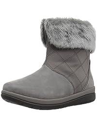 Clarks 女式 cabrini REEF 短靴