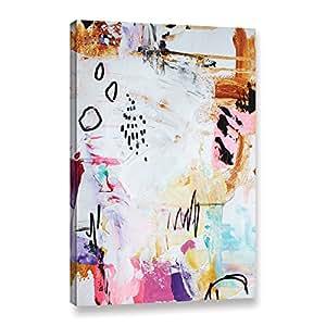 """ArtWall Jolina Anthony's Magic I Gallery Wrapped Canvas, 24""""x 36"""""""