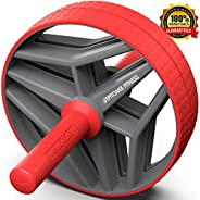 Epitomie Fitness BIO Ab 滾輪 - Ab Carver 健身設備與健身墊加強腹部及音調