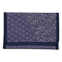 修斋(Syusai) 小茶巾装 藏青色 尺寸:7.5x11.5cm(外装) 新茶巾装 真丝