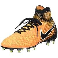 Nike Unisex Kids Jr. Magista Obra II FG Football Boots, Orange (Laser Orange/Black-White-Volt), 4 UK 36.5 EU