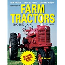 Standard Catalog of Farm Tractors 1890-1980 (English Edition)
